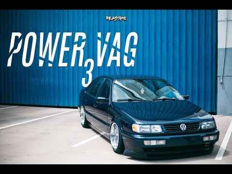 Power VAG 3 Oficial // The Justyce TV