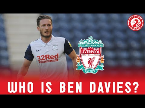 Who is Ben Davies? The shock signing set to solve Liverpool's defensive worries