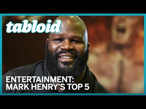 WWE Superstar Mark Henry Names His Top 5 Wrestlers