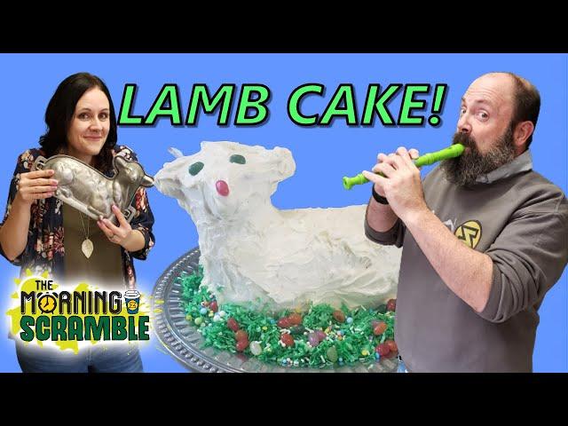 Buns & Lamb Butt!