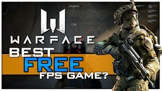 Warface First Game & Impressions (Free to Play on PS4!)