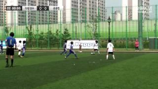 2011 카파컵 풋볼 페스티벌 02 골클럽 vs 의왕정우 사커