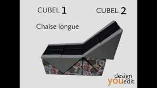 How To Make A Chaise Longue With Cubel