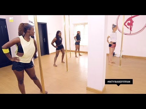 Episode 5 – Folu Storms, Kemi Smallz and Feso dance it out on MTV Base Fit Fam