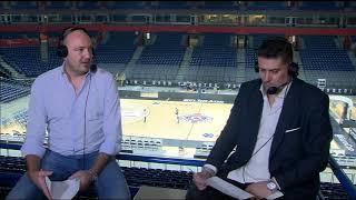 Srđan Radojević i Miroslav Berić o Porazu Partizana od Venecije   SPORT KLUB KOŠARKA