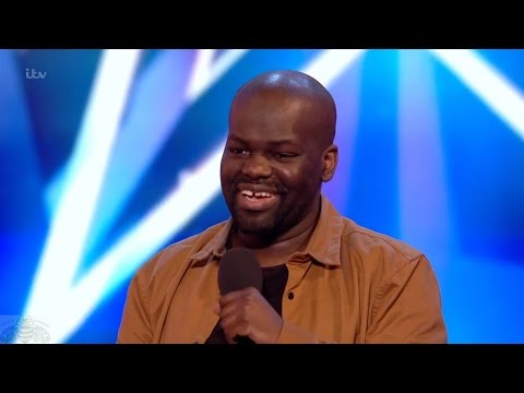 Britain's Got Talent 2017 Daliso Chaponda Hilarious...