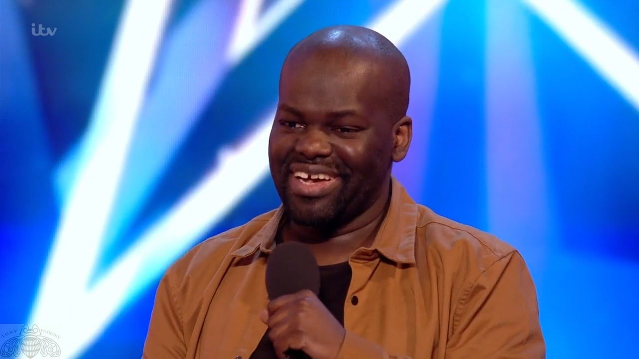 Americas got talent 2017 funny - Britain S Got Talent 2017 Daliso Chaponda Hilarious Comedian Full Audition S11e03