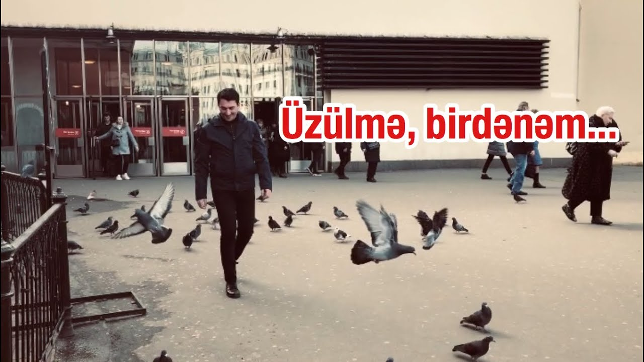 Xəzər Süleymanlı-Üzülmə, birdənəm, adam ölər də...