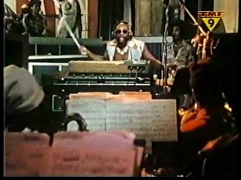 Isaac Hayes - Shaft in Studio (best q)