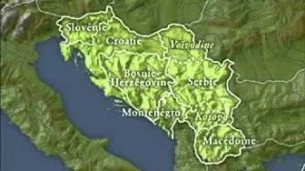 Comprendre les origines de l'inévitable éclatement de l'ex-Yougoslavie.