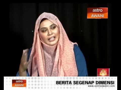 Zulin Aziz Kecewa Difitnah Bomohkan Ariz Forteen