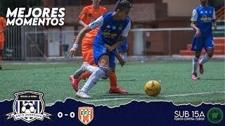 ARCO ZARAGOZA 0 - 0 Envigado FC | MEJORES MOMENTOS | LAF SUB 15A Primera Fase