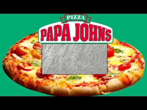 Papa Johns Coupon Voucher Code - 2017