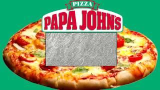 Papa Johns Coupon Voucher Code - 2017