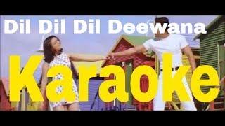 Gambar cover Dil Dil Deewana Karaoke - Har Dil Jo Pyar Karega ( 2000 ) Udit Narayan & Alka Yagnik