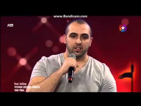 Yetenek Sizsiniz Türkiye Yari Final |  Macro - Pisik Kelle