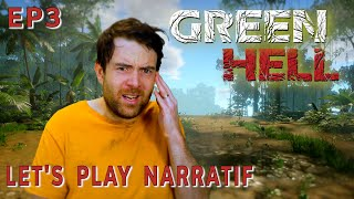 (Let's Play Narratif) GREEN HELL - Episode 3 : Visions