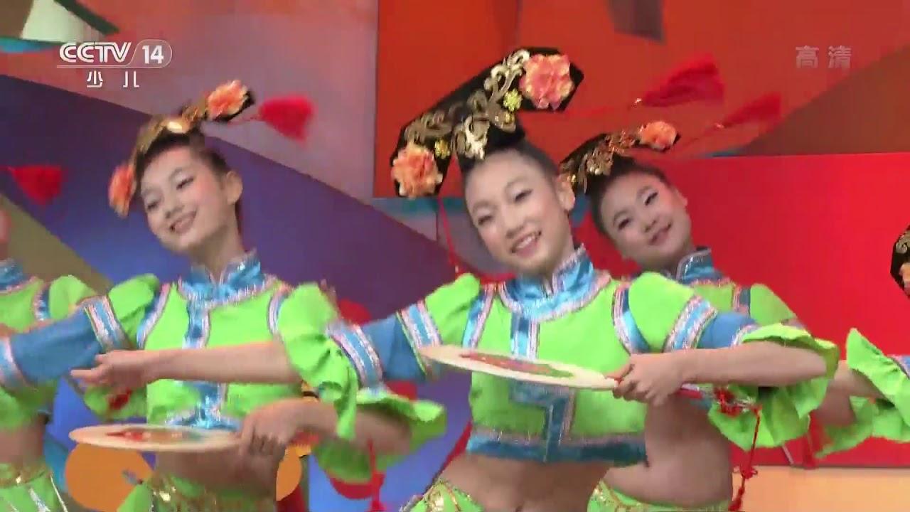 [英雄出少年]舞蹈《太平女儿鼓》 | CCTV少儿