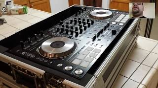 My review of the pro x case for the DDJ SX