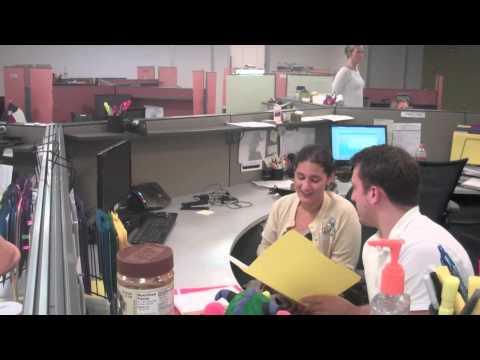 Hollister Staffing 2014 Summer Intern Experience
