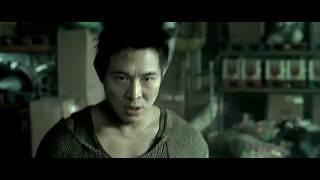 Jet Li fight