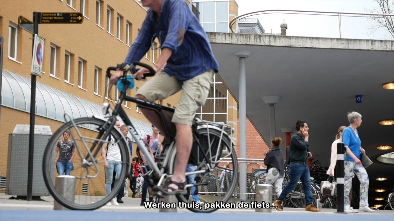 De Slimme Kaart van Groningen Bereikbaar
