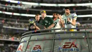 Madden NFL 11 Packers Super Bowl Celebration
