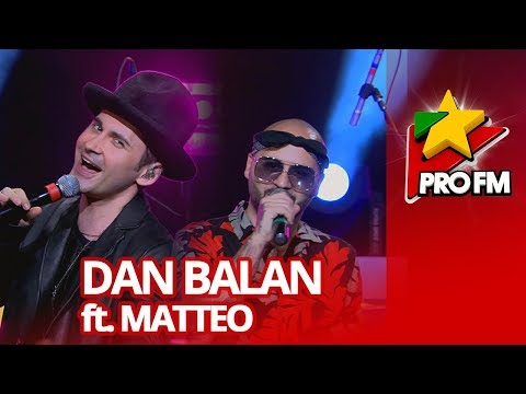 Dan Balan feat. Matteo - Allegro Ventigo (Amice Remix with official videos)