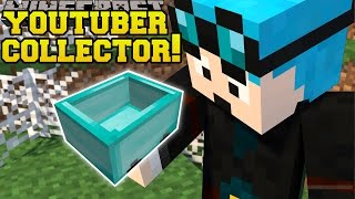 Minecraft: YOUTUBER COLLECTOR!!! (DANTDM, STAMPY, & SKYDOESMINECRAFT NEED HELP!) Custom Map