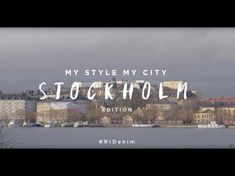 My Style My City: Stockholm Denim Edition feat Janni Delér & Jon Olsson  | River Island