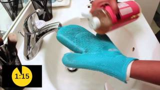 WEEKLY 👏 Deep Cleaning My Makeup Brushes + Beauty Blender