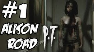 NEW~ALLISON ROAD Gameplay Horror   2016