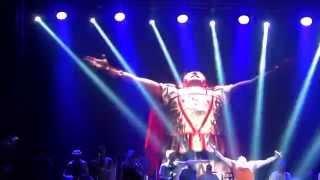18+ Ленинград (Пузо) - Ехай + Орел и Обезьяна (06.06.2015) Известия-Hall