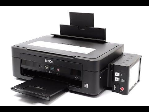 Как почистить принтер epson l355
