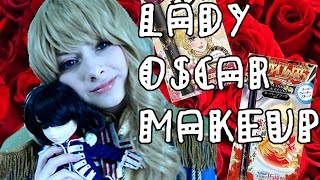 Lady Oscar Cosplay Makeup Tutorial Feat. Rose of Versailles Cosmetics! | Rosalium Cosplay