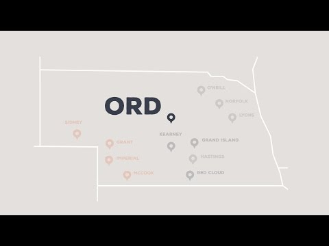 Experience Nebraska: Ord