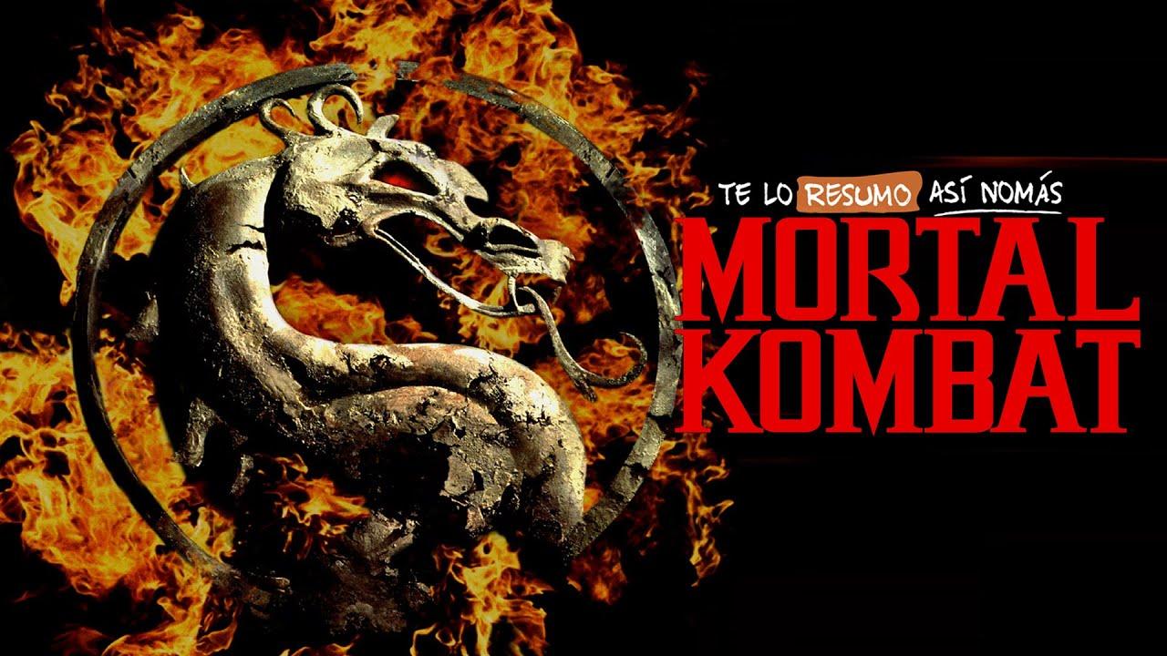 Mortal Kombat   Te Lo Resumo Así Nomás#173