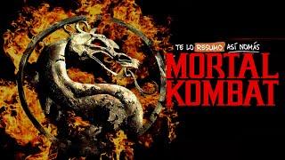 Download Video Mortal Kombat | Te Lo Resumo Así Nomás#173 MP3 3GP MP4