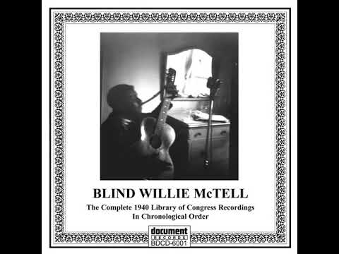 Delia - Blind Willie McTell
