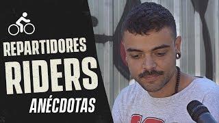 ANÉCDOTAS DE REPARTIDORES / RIDERS