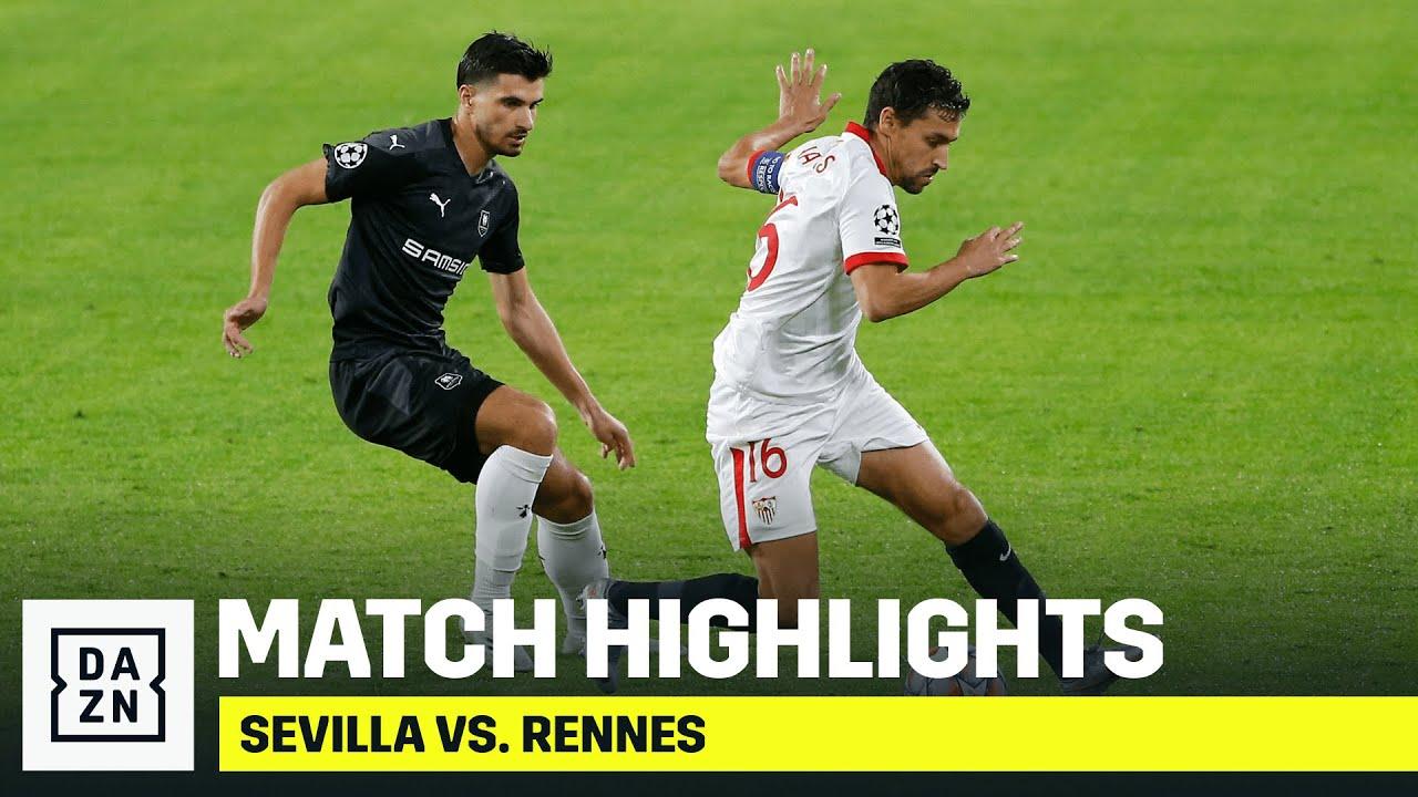 HIGHLIGHTS | Sevilla vs. Rennes (Champions League 2020-21)