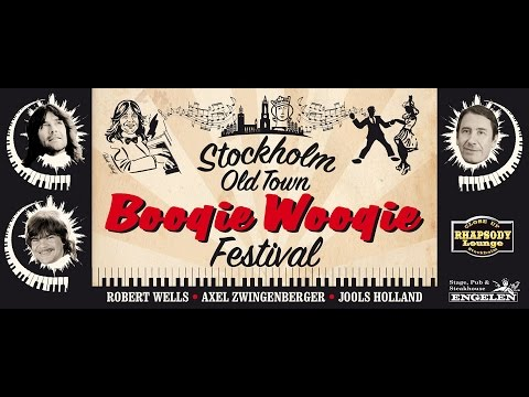 Stockholm Old Town Boogie Woogie Festival