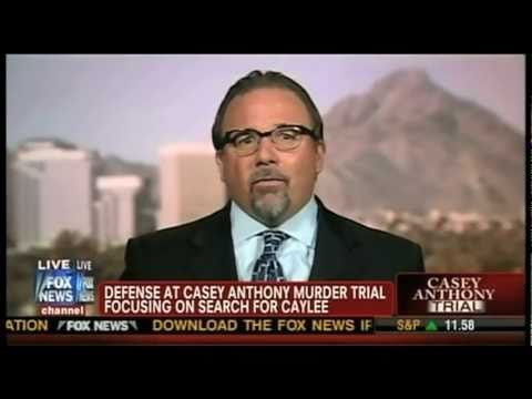 Arizona Criminal Lawyer Dwane Cates commenting on the Casey Anthony Case on Fox News, Happening Now.