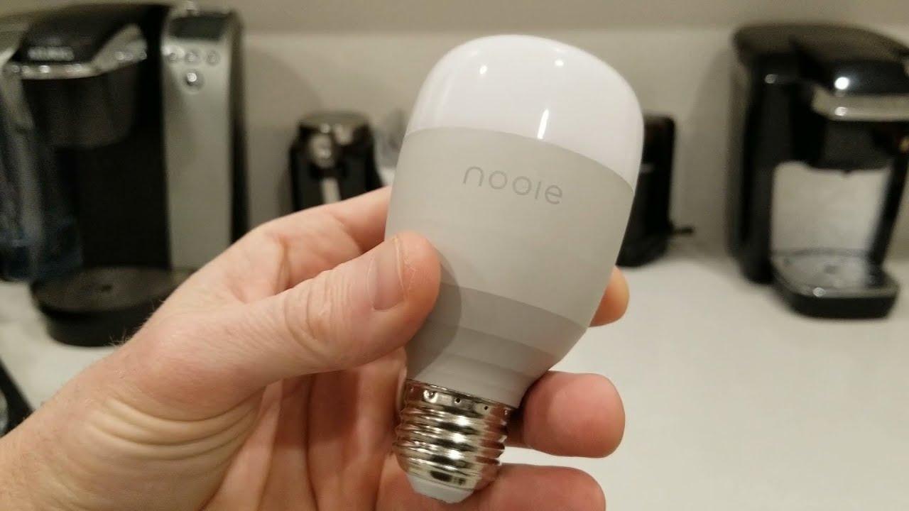 Nooie Smart LED Bulb WiFi
