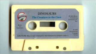 McDonalds Happy Meal Dinosaur Cassette and Book VTG BNIP 5048-04