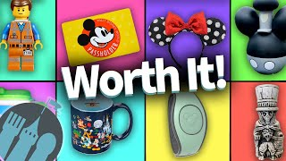 30 Things You Won't Regret Buying in Disney World!