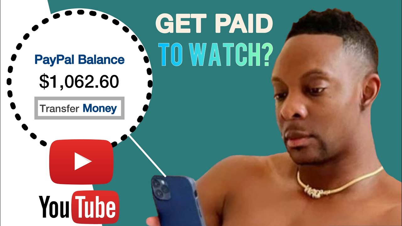 Get Paid 1000 Per Day To Watch Youtube Videos 2021  Make Money Online 2021