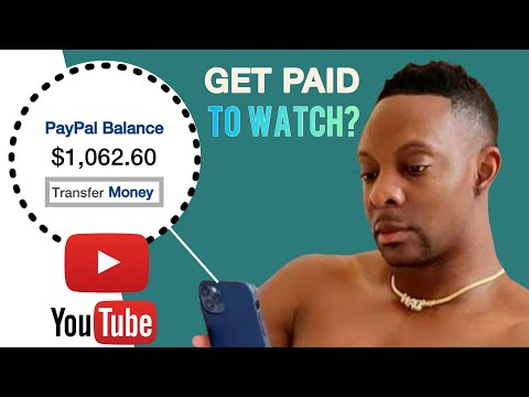 Get Paid $1,000+ Per Day To Watch Youtube Videos 2021 | Make Money Online 2021