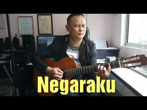 Negaraku classical guitar solo by Daniel Leo
