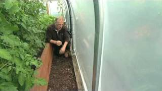 Polytunnel Base Rails - V76